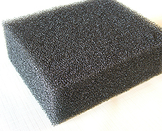 Light Density Polyester or Polyether Urethane Sponge or Foam