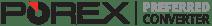 Porex-Preferred-Converter-Logo