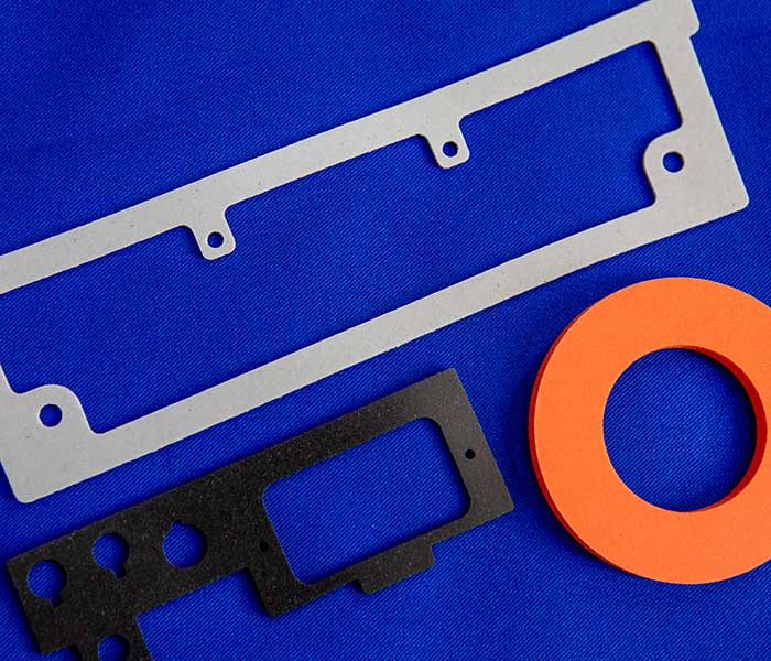 Silicone Rubber, a Low Surface Energy Material