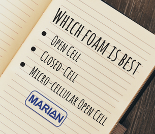 Open-Cell or Closed-Cell Foam: Which is Best?
